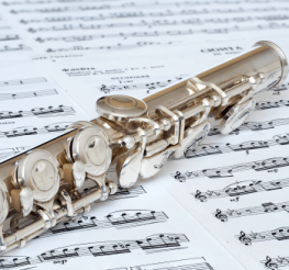 Difference between a Flute and Piccolo