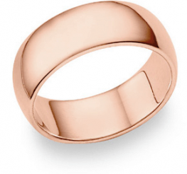Difference between Rose Gold and Yellow Gold
