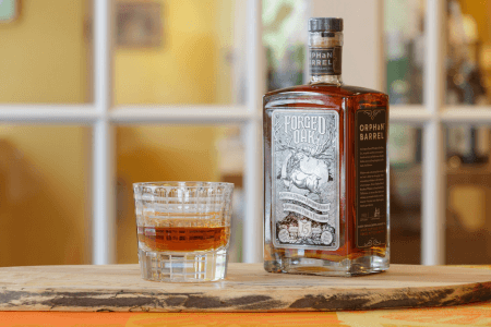 Orphan Barrel Forged Oak bourbon