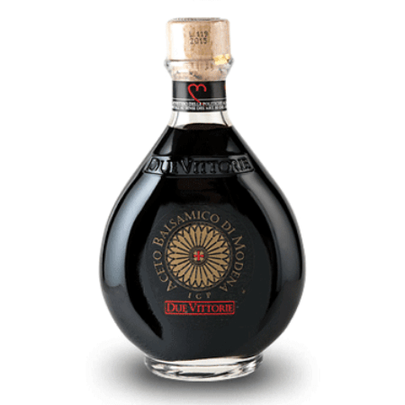 bottle of balsamic vinegar