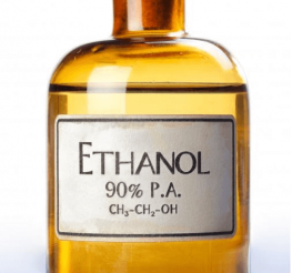 Difference between Ethyl Alcohol and Isopropyl Alcohol
