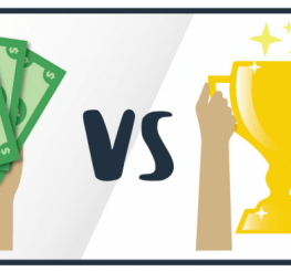 Difference between Award and Reward