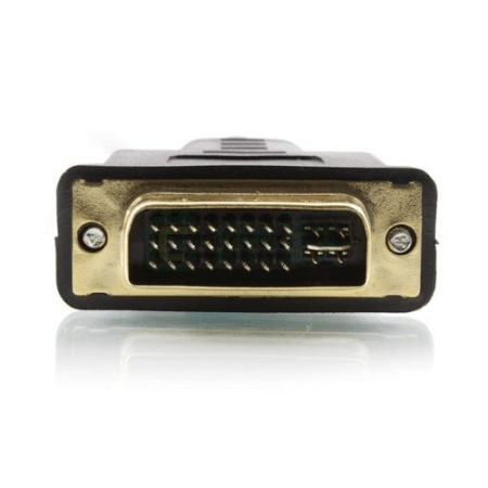 dual-link DVI-I connector