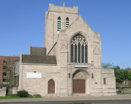 Grace Evangelical Lutheran Church in Highland Park