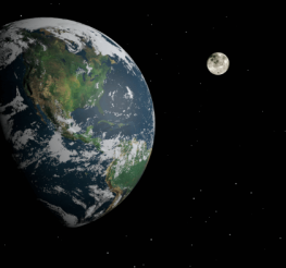 Difference between a Moon and a Planet