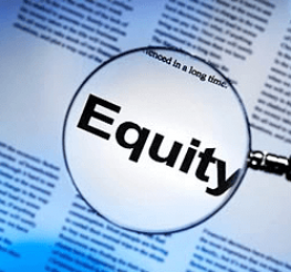 Difference between Equity and Stock