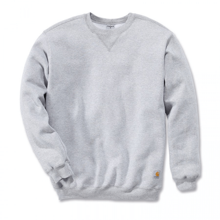gray sweatshirt