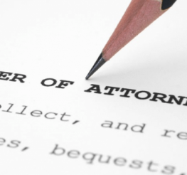 Difference between Power of Attorney and Executor of an Estate