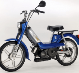 Difference between a Moped and a Scooter