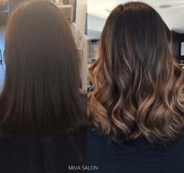 Difference between Partial and Full Highlights