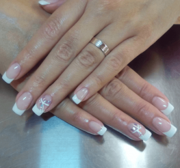 Difference between a French Manicure and an American Manicure