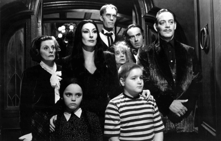 "still from the movie ""The Addams Family"""