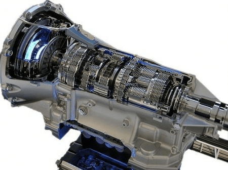 automatic transmission system