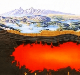 Difference between Magma and Lava