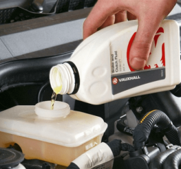 Difference between Brake Fluid and Power Steering Fluid