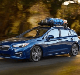 Difference between Subaru Impreza and WRX