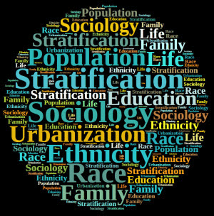 how does sociology differ from anthropology