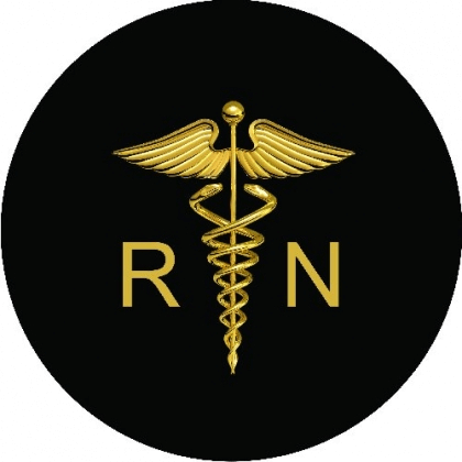 registered nurse logo