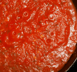 Difference between Tomato Sauce and Tomato Puree