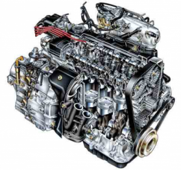 Difference between Engine and Transmission