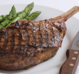 Difference between Rib Eye and New York Strip