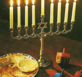 Difference between Chanukah and Hanukkah