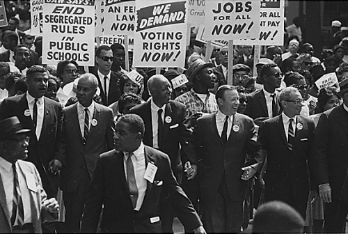 1963 Civil Rights March on Washington