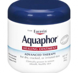 Difference between Aquaphor and Vaseline