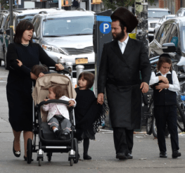 Difference between Hasidic and Orthodox Jews
