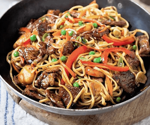 Chow Mein Vs Lo Mein Difference