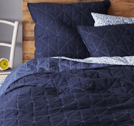 Difference between a Coverlet, a Bedspread and a Comforter