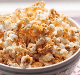 Difference between Kettle Corn and Popcorn