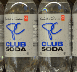 Difference between Club Soda and Soda Water