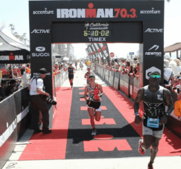 Difference between Ironman and Triathlon