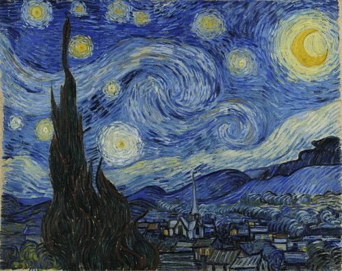 """Starry Night"" by Van Gogh"
