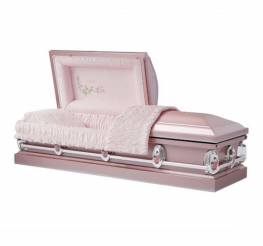 Difference between a Casket and a Coffin