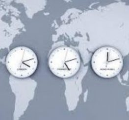 Difference between Eastern Time Zone and Central Time Zone