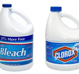 Difference Between Chlorine and Bleach