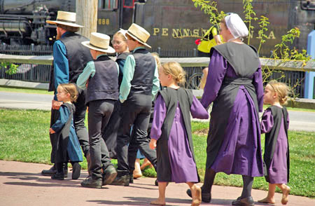 Difference Between Amish and Mennonite